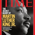 Martin Luther King Jr. on the cover of Time magazine