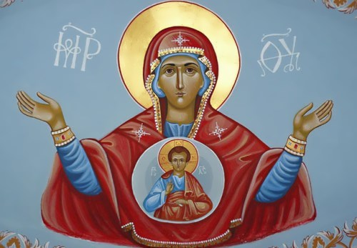 Mary - the mother of Jesus Christ