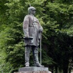Monument to Bismarck