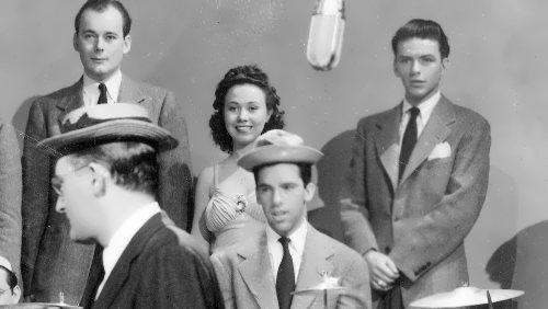 Sinatra in 1941