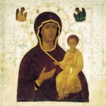 Smolensk Icon of the Mother of God (Hodegetria)