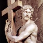 Christ Carrying the Cross, detail