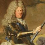 Grand Dauphin. The only surviving legitimate child of Louis XIV and Maria Theresa