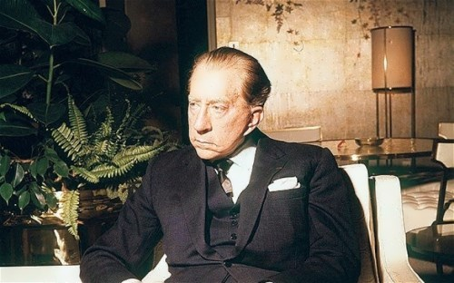 Jean Paul Getty - American industrialist