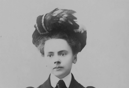 Julia Morgan - American architect