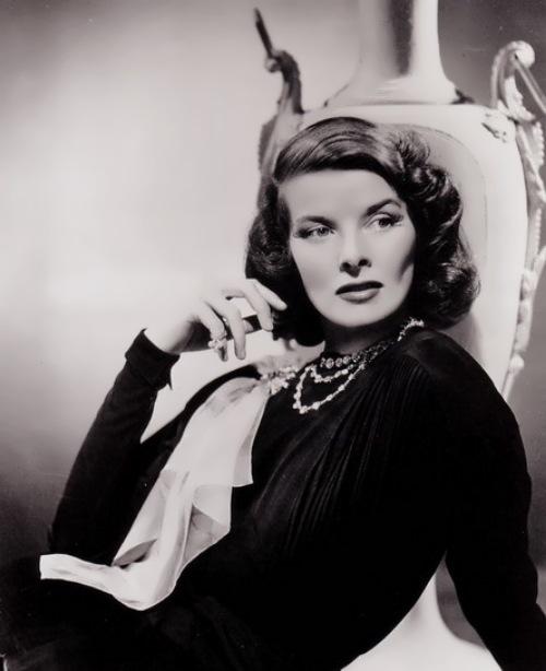 Katharine Hepburn - Hollywood legend