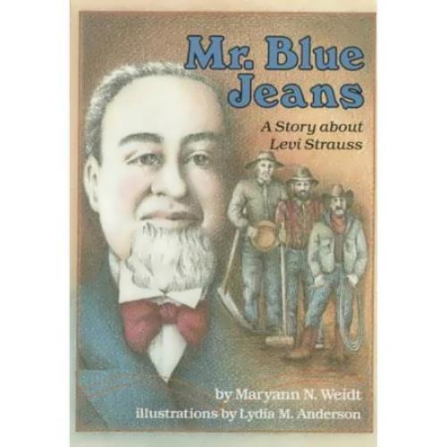 Mr. Blue Jeans