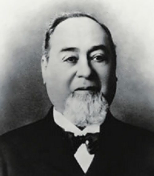 Levi Strauss - inventor of jeans