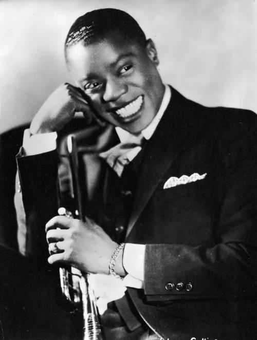 Armstrong - first vital jazz soloist