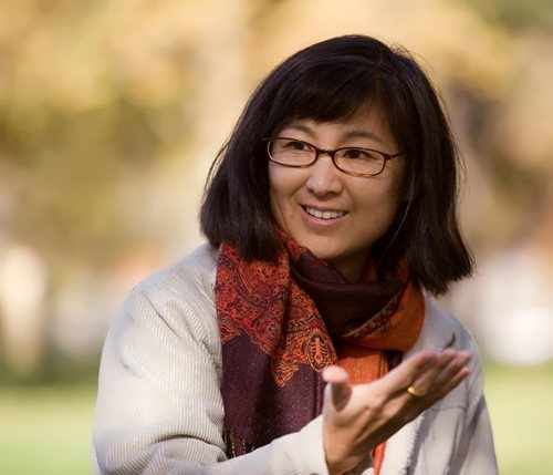 Maya Lin - American architect