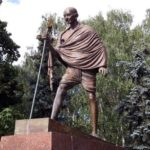 Monument to Gandhi