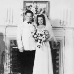Monroe and James Dougherty. They were married from 1941 to 1946