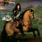 Louis XIV at the siege of Namur, 1692