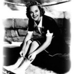 Sonja Henie – great figure skater