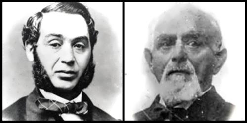 Levi Strauss and Jacob Davis