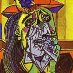 Weeping Woman. 1937