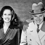 Chaplin and Oona O'Neill