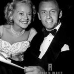 Happy couple, Sonja and her husband Vinnie Gardiner
