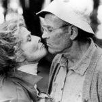 Hepburn and Henry Fonda, On Golden Pond, 1981
