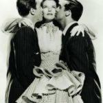 Hepburn, Cary Grant and James Stewart