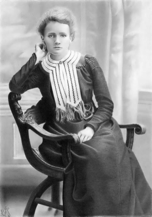 Marie Curie – first woman to win Nobel Prize
