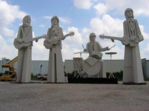 Monument in Houston