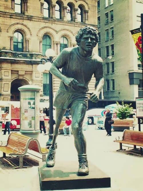 Monument to Terry Fox