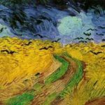 The last work. Wheatfield with Crows, 1890