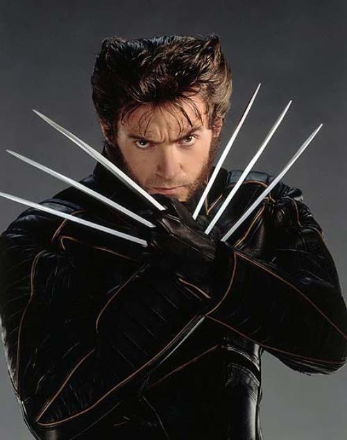 Hugh Jackman – famous Wolverine