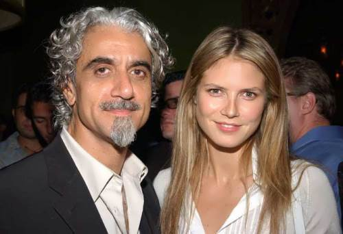 heidi klum and ric pipino relationship