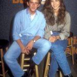 Aniston and Charlie Schlatter