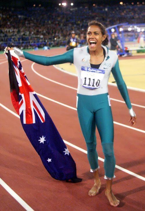 Catherine Freeman – 2000 Olympic champion