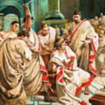 Cecil Doughty. The murder of Julius Caesar. 1975