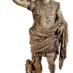 Augustus – first Roman emperor