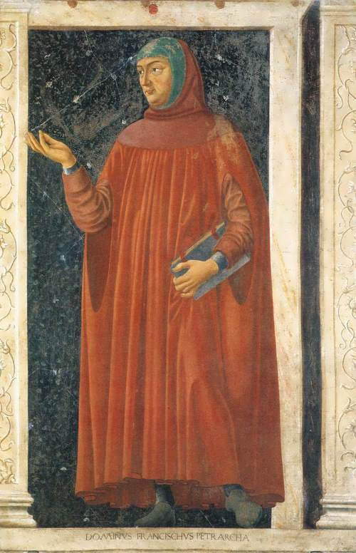 Petrarch – great love poet of world literature