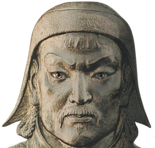 Genghis Khan - great Khan of the Mongol Empire