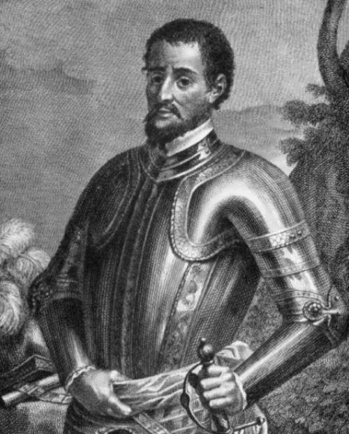 De Soto - Spanish explorer