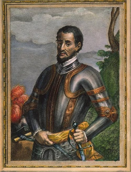 Hernando De Soto – Spanish explorer