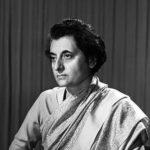 Indira Gandhi – Indian prime minister