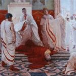 Ivan Kirilov. The murder of Caesar. 2008