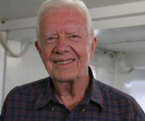 Carter - 39th president of America