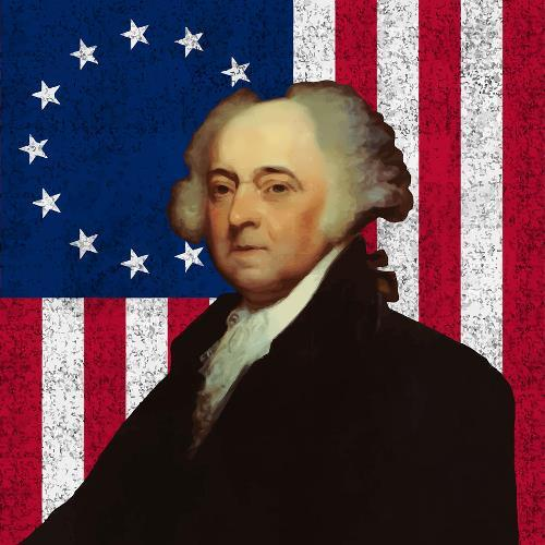 John Adams – 2nd president of America