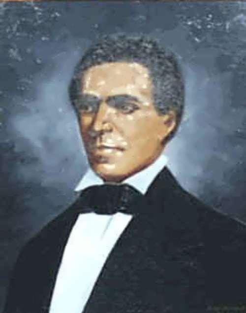 John Brown Russwurm - American abolitionist