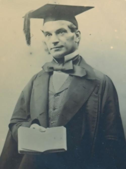 John Couch Adams - mathematical astronomer