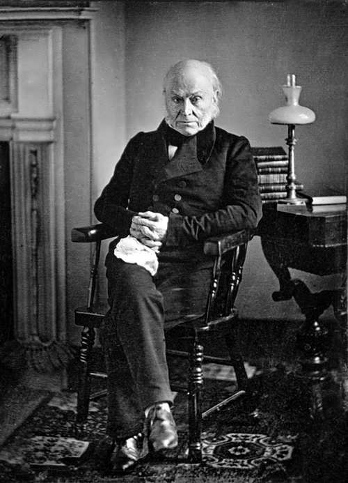 John Quincy Adams – 6th president of America