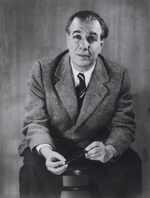 Jorge Luis Borges - Argentine author