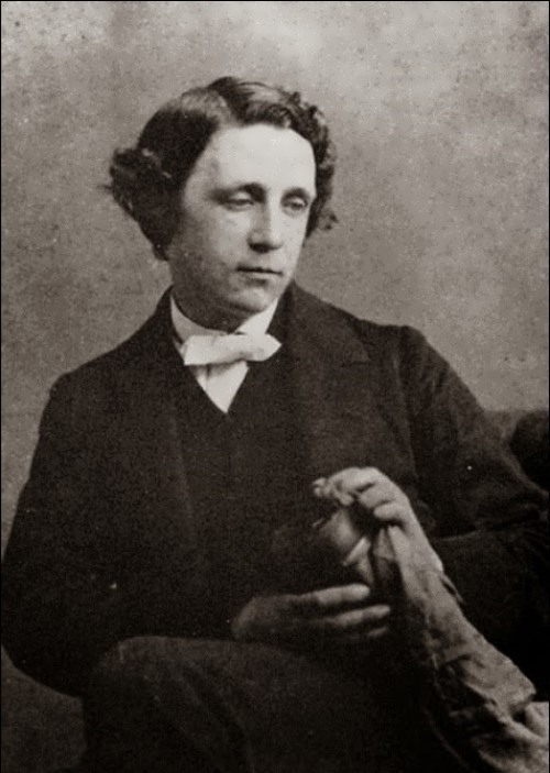 Lewis Carroll - English writer and mathematician