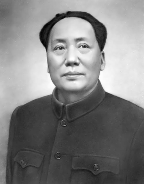 Mao Zedong - Chinese Communist leader