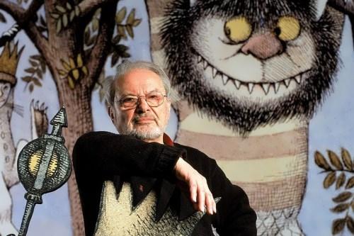 World of faces Maurice Sendak – illustrator and author - World of ...