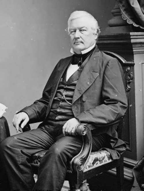Millard Fillmore – 13th president of America